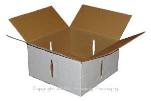 Corrugated Meat Pattie Boxes