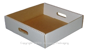 Corrugated Tote Trays